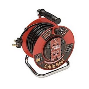 Jegs JA077A Cable Reel 25m 13Amp 4 Gang