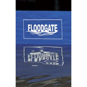Floodgate Door Barrier