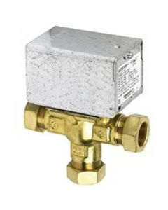 Honeywell V4073A1088 Mid Position Diverter Valve 28mm