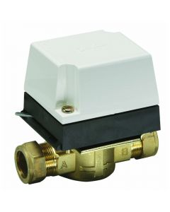 Danfoss HP22 Complete 2 Port Motorised Valve & Actuator (22mm)