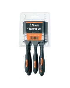 Harris Taskmaster Set 5 Paint Brushes 1969