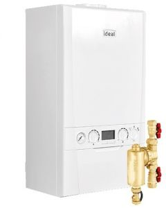 Ideal Logic Max 30kW Combi Boiler Package (10 Year Warranty)