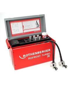 Rothenberger ROFROST Turbo 28 Electric Pipe Freezer